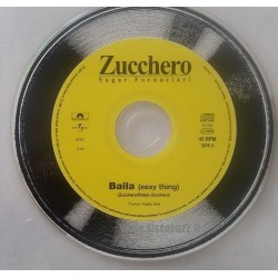 Zucchero Sugar Fornaciari - Baila ( Sexy Thing ) - CD Single Promo