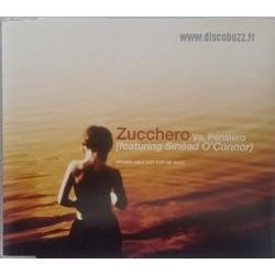 Zucchero Sugar Fornaciari & Sinead O' Connor - Va, Pensiero - CD Maxi Single Promo