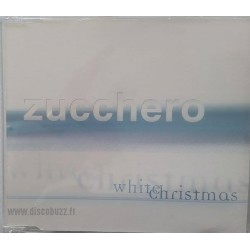 Zucchero Sugar Fornaciari - White Christmas - CD Maxi Single Promo