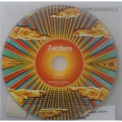 Zucchero Sugar Fornaciari - Scintille - Sparkling Meadows - CD Single Promo