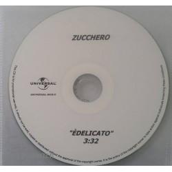 Zucchero Sugar Fornaciari - È Delicato - CDr Single Promo