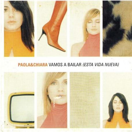 Paola & Chiara – Vamos A Bailar (Esta Vida Nueva) - CD Single Cardboard Sleeve