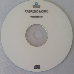 Fabrizio Moro - Gastrite - CDr Single Promo Switzerland