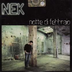 Nek – Notte Di Febbraio - CD Single Promo
