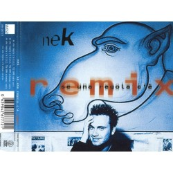 Nek ‎– Se Una Regola C'è - Remix - CD Maxi Single