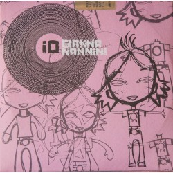 Gianna Nannini - io - CD Single Promo
