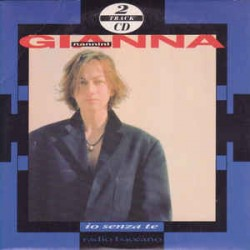 Gianna Nannini ‎– Io Senza Te - CD Single - Cardboard Sleeve