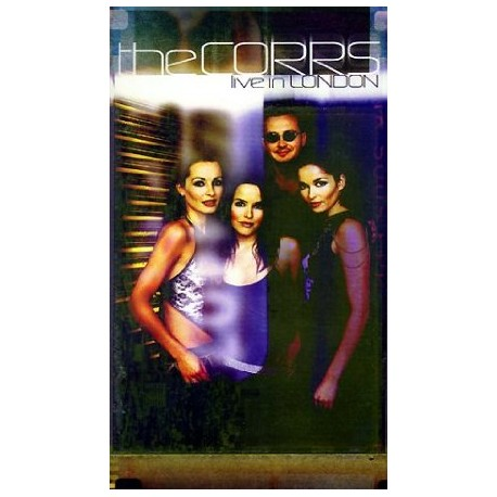 The Corrs – Live In London - VHS - SECAM