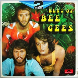Bee Gees ‎– Best Of Bee Gees - Double LP Vinyl