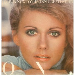 Olivia Newton-John ‎– Olivia Newton-John's Greatest Hits - LP Vinyl Album - Coloured Grey Record