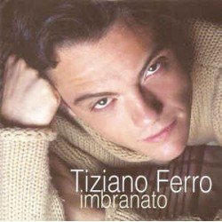 Tiziano Ferro ‎– Imbranato - CD Single Cardboard Sleeve
