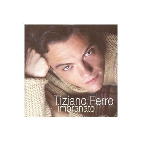 Tiziano Ferro – Imbranato - CD Single Cardboard Sleeve