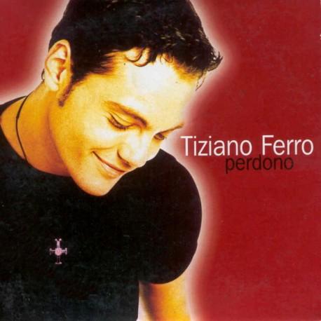 Tiziano Ferro – Perdono - CD Single Cardboard Sleeve