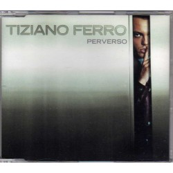 Tiziano Ferro - Perverso - CD Maxi Single Promo