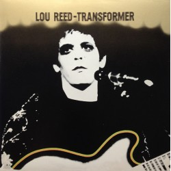 Lou Reed ‎– Transformer - LP Vinyl Album - Red Clear Mrulticolor Splatter