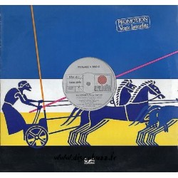 Menage A Trois ‎– Big Street (Do Or Die) - Maxi Vinyl 12 inches