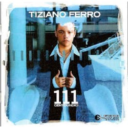 Tiziano Ferro ‎– 111 Centoundici - CD Album - Copy Protected