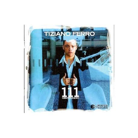 Tiziano Ferro – 111 Centoundici - CD Album - Copy Protected