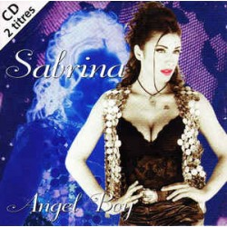 Sabrina ‎Salerno – Angel Boy - CD Single Cardboard Sleeve