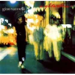 Gino Vannelli – Nightwalker - LP Vinyl Album