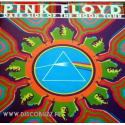 Pink Floyd ‎– Dark Side Of The Moon Tour (Township Auditorium - Columbia South Carolina April 16th 1972) - LP Vinyl Album