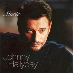 Johnny Hallyday – Marie - Maxi Vinyl 12 inches