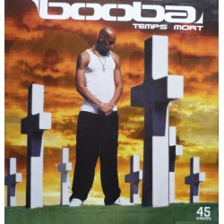Booba ‎– Temps Mort - Double LP Vinyl Album