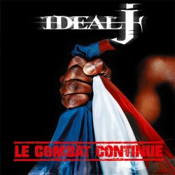 Ideal J ‎– Le Combat Continue - Triple LP Vinyl Album