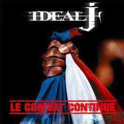 Ideal J – Le Combat Continue - Triple LP Vinyl Album