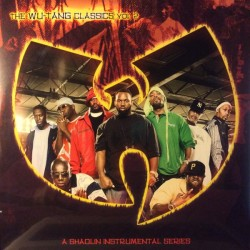 Wu-Tang Clan ‎– The Wu-Tang Classics Vol 2 (A Shaolin Instrumental Series) - Double LP Vinyl Album