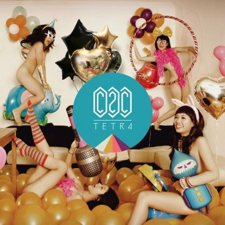 C2C- Tetra - Double LP Vinyl Album - Coloured
