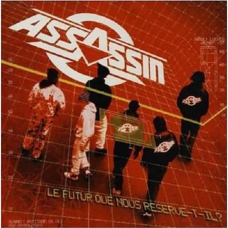 Assassin – Le Futur Que Nous Réserve-T-Il ? - Double LP Vinyl Album