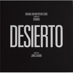 Woodkid ‎– Desierto - Original Motion Picture Score - Double LP Vinyl Album + Wav Download Code