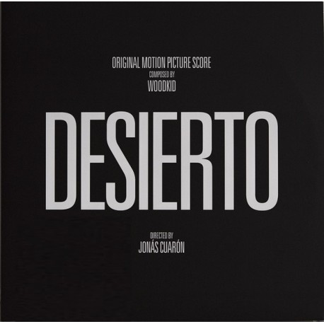 Woodkid – Desierto - Original Motion Picture Score - Double LP Vinyl Album + Wav Download Code