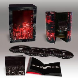 Indochine - Black City Tour - Box Collector