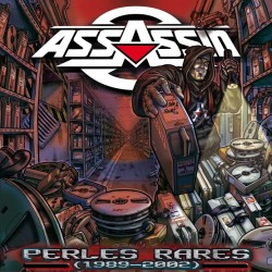 Assassin ‎– Perles Rares (1989-2002) - Double LP Vinyl Album