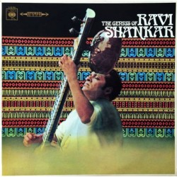 Ravi Shankar ‎– The Genius Of Ravi Shankar - LP Vinyl Album