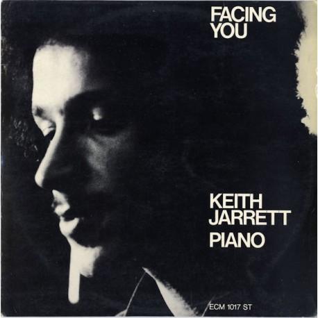 Keith Jarrett – Facing You - LP Vinyl Album
