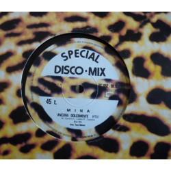 Mina – Ancora Dolcemente - Cablo - Maxi Vinyl 12 inches