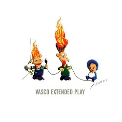 Vasco Rossi ‎– Extended Play - CD Maxi Single - Edition Digipak