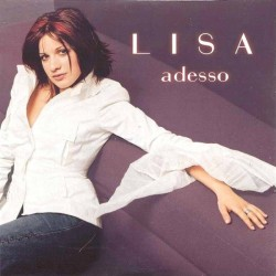Lisa - Adesso - CD Single - Cardboard Sleeve