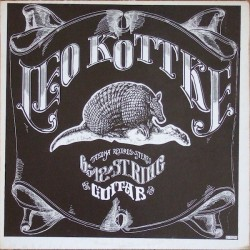 Leo Kottke ‎– 6 And 12 String Guitar - LP Vinyl Album