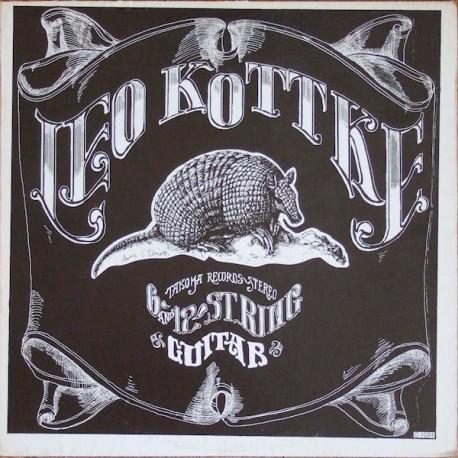 Leo Kottke – 6 And 12 String Guitar - LP Vinyl Album