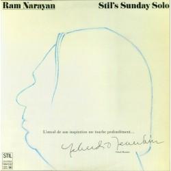 Ram Narayan – Stil's Sunday Solo - LP Vinyl Album