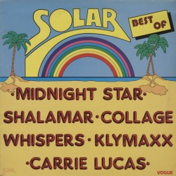 Best Of Solar - Compilation Funk - LP Vinyl Album