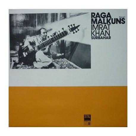 Imrat Khan - Sri Kumar Bose – Raga Malkuns - LP Vinyl Album