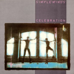 Simple Minds ‎– Celebration - LP Vinyl Album