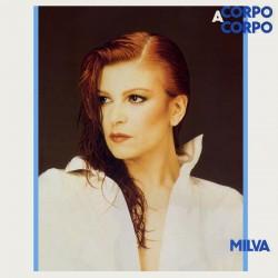 Milva – Corpo A Corpo - LP Vinyl Album + Poster