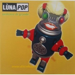 Lùnapop ‎– Qualcosa Di Grande - CDr Single Promo