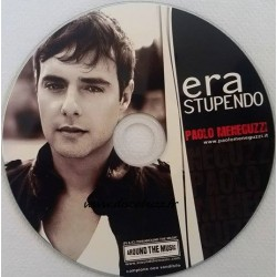 Paolo Meneguzzi ‎– Era Stupendo - CDr Promo Single
